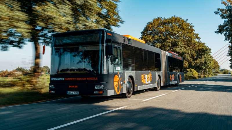 Bass Shuttle Partybus